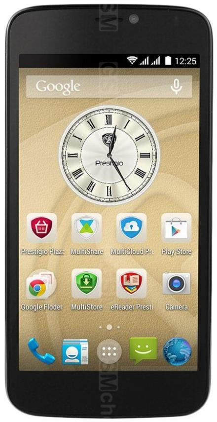 Прошивка Prestigio MultiPhone 3502 DUO Андроид 5.0.1 Lollipop