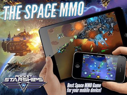 Pocket Starships MMO / MMORPG на Prestigio
