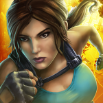 Lara Croft: Relic Run для Prestigio