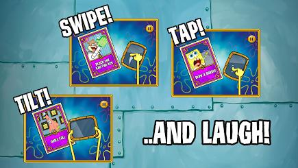 игра губка боб игровое безумие на андроид