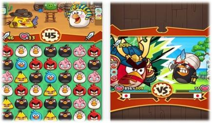 Angry Birds Fight! игры для Prestigio скриншот 6