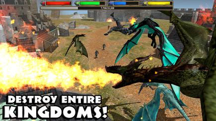 Ultimate Dragon Simulator для Prestigio скриншот 3
