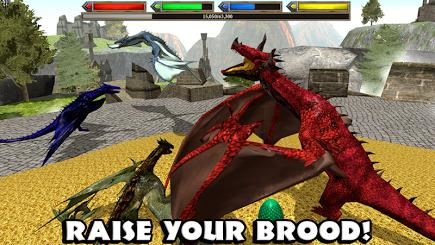 Ultimate Dragon Simulator для Prestigio скриншот 4