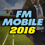 Football Manager Mobile 2016 для Prestigio