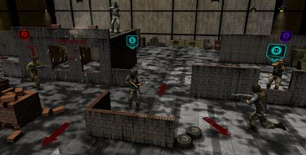 SWAT Counter Terrorist Army 3D для Prestigio скриншот 2
