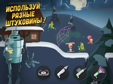 Zombie Catchers для Prestigio скриншот 4