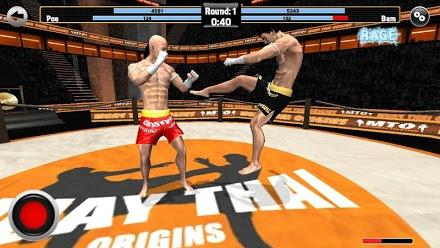 Muay Thai - Fighting Origins на Prestigio