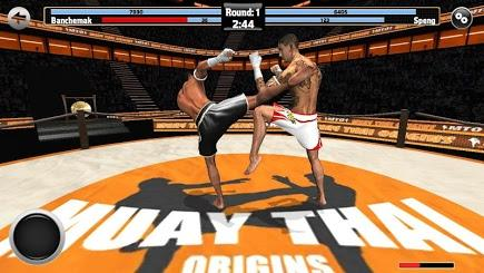 Muay Thai - Fighting Origins для Prestigio скриншот 2