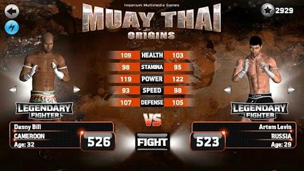 Muay Thai - Fighting Origins для Prestigio скриншот 5