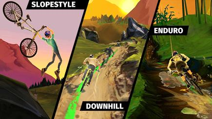Bike Unchained для Prestigio скриншот 4