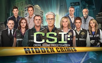 CSI: Hidden Crimes для Prestigio скриншот 2