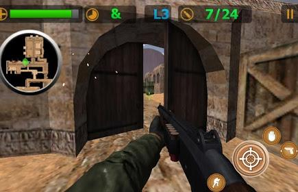Counter Sniper-Critical Strike для Prestigio скриншот 5