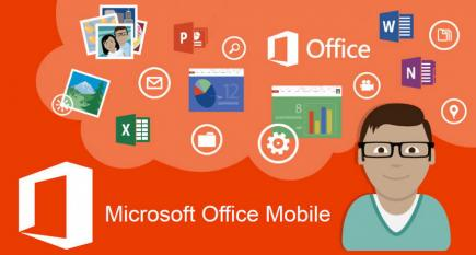 Microsoft Office Mobile для Prestigio скриншот 1