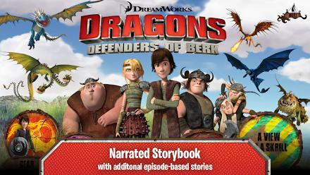 Dragons: Defenders of Berk на Prestigio