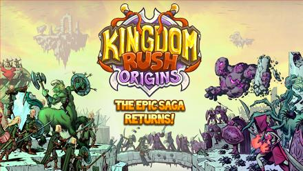 Kingdom Rush Origins на Prestigio