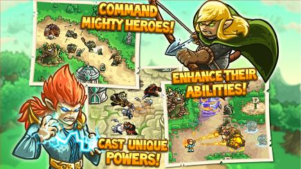 Kingdom Rush Origins для Prestigio скриншот 3