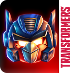 Angry Birds Transformers для Prestigio