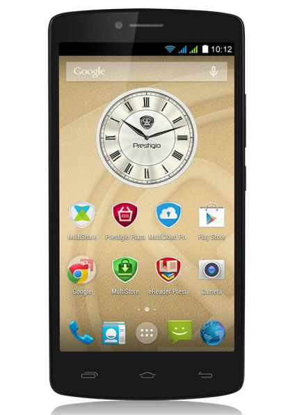 Прошивка Prestigio MultiPhone 5550 DUO Android 5.0 Lollipop