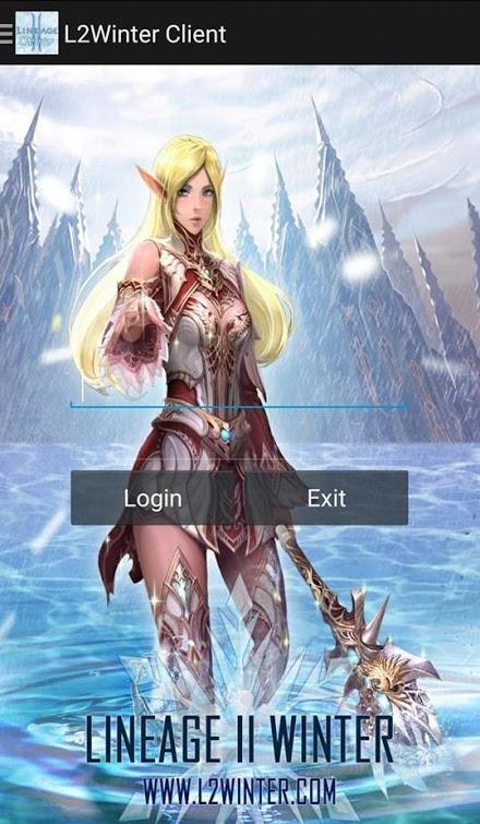 Lineage 2 Winter на Prestigio
